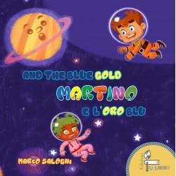 MARTINO E L'ORO BLU -...