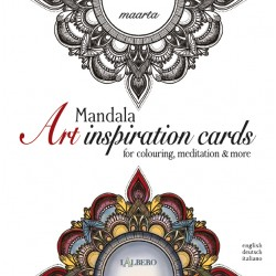 MANDALA ART INSPIRATION CARDS